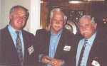 45th Reunion - Jack Radochia, Ralph Warrington & Tony Day
