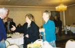 45th Reunion - Maureen Gibbons and Gay-Ann Beninati.