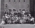 Brackett School, May 10 1955, Grade 6