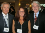 Jim Cannon, Janet Berry, Russell Berry