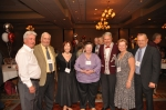 Bishop School: Ralph Annese, Cal Cutter, Linda Sandler, Maryann Ogonowski, Dave Morine, Phyllis Robinson Ray, Paul Smith